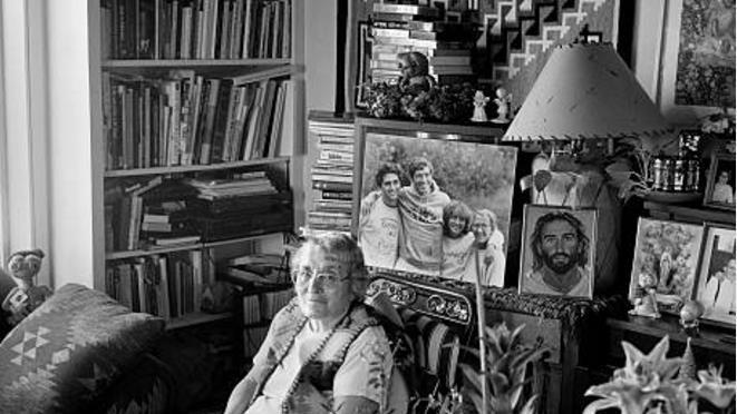 エリザベス・キューブラー=ロス Elisabeth Kübler-Ross;1926〜2004年【ホリスティック養生の偉人】